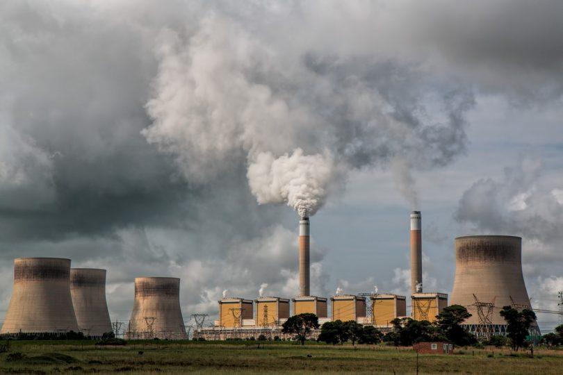 Central eléctrica. Blackrock, el carbón no basta, la biomasa es tabién urgente