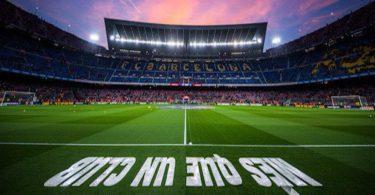 Camp Nou. El FCB lanza cubrebocas para la nueva normalidad