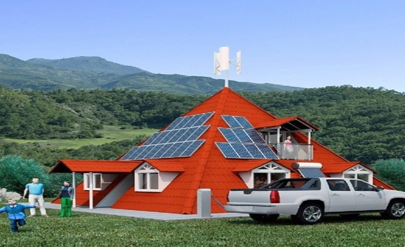 ¿Son las casas pirámide una opción sustentable para el futuro?