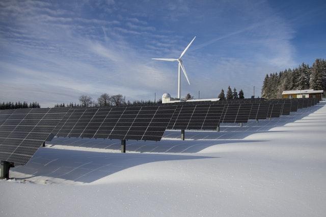 energías verdes. La cuarentena ha disminuido 17% las emisiones en el mundo