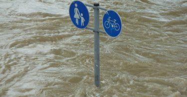 Señalamiento. El nivel del mar podría elevarse hasta un metro