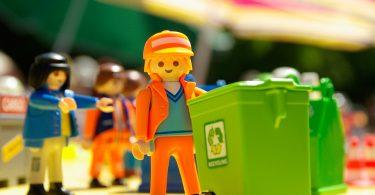 Muñeco. Noruega y Suecia importan basura para producir energía - Infobae