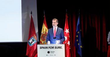 Rey de España. Spain for Sure: Brillante campaña para reactivar a España, sin agencias ni presupuestos.