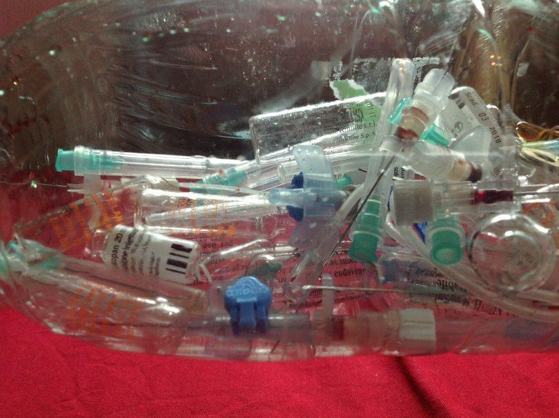 Emprendedores tratan de frenar la ola de plástico traída por la pandemia
