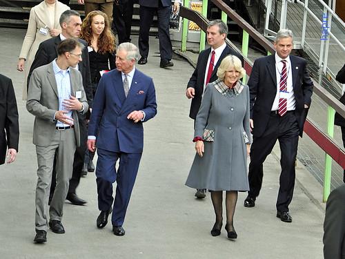 La pandemia es una oportunidad para restablecer la economía global, dice el Príncipe Carlos