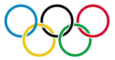 anillos olímpicos. Comité Olímpico busca construir un planeta más sano a través del deporte