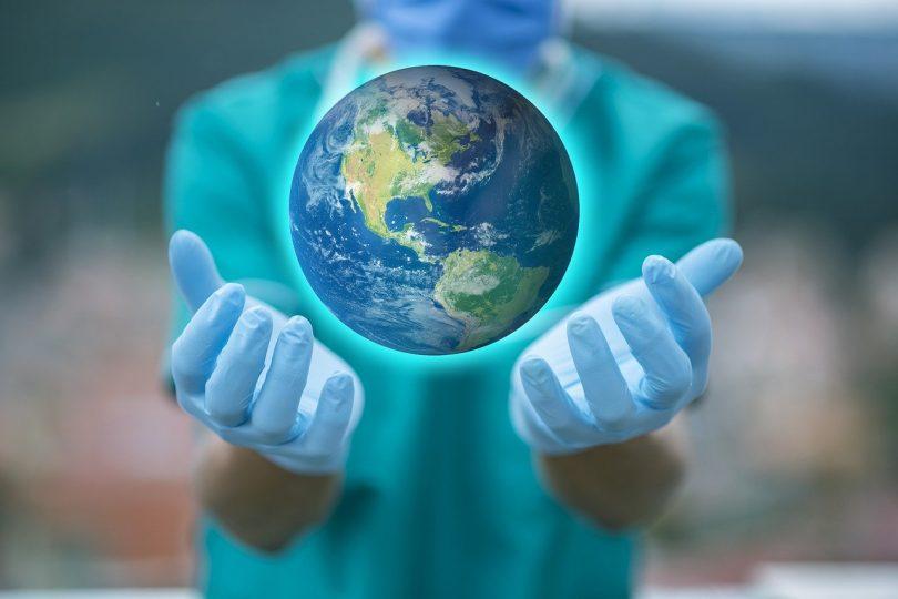 Protección. Llega el primer equipo protector para la pandemia, ¡sin plástico!
