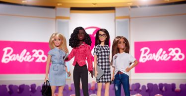 Barbie. Barbie afroamericana quiere ser presidente