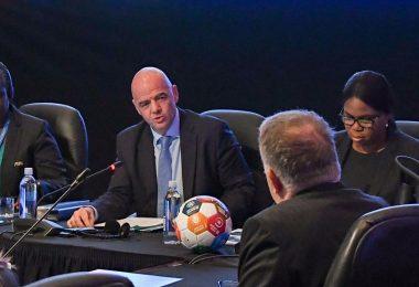 Infantino FIFA