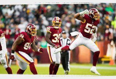 Tras años de resistir, Redskins podrían cambiar de nombre muy pronto