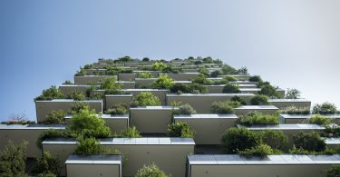 Edificio verde. El caso de negocios de los edificios verdes