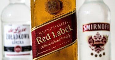 Botellas. La 1er botella libre de plástico de Johnnie Walker verá la luz