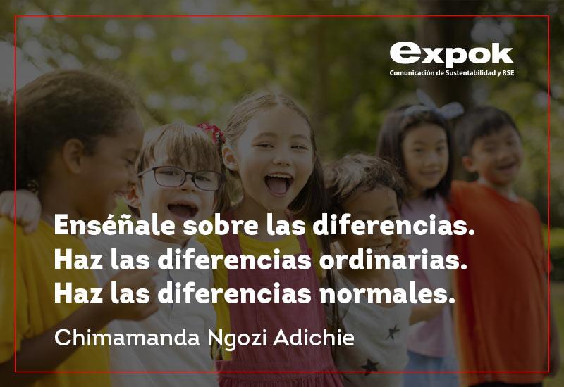 frases sobre diversidad e inclusión