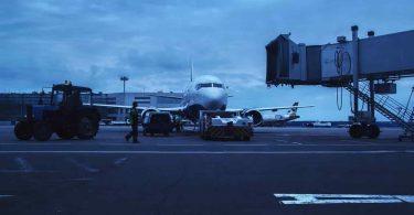 aeropuerto. Estos son las 13 aerolíneas que serán cero emisiones
