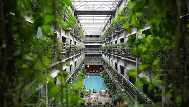 Edificio verde. 8 tips para construir casas resilientes