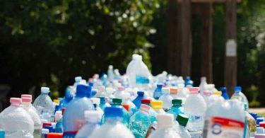 Plástico. ¿Por qué The Body Shop va a comprar 600 toneladas de desperdicio plástico?