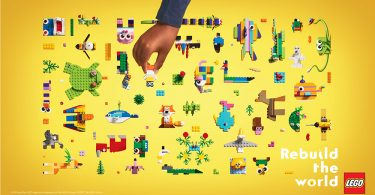 Cómo y por qué busca Lego enseñar generosidad a los niños