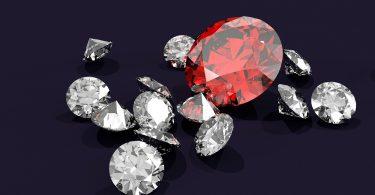 Estos diamantes están hechos con CO2
