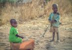 Idris y Sabrina Elba llaman a invertir en la lucha contra el hambre