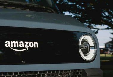 Carro. Estos son los primeros vehículos eléctricos de Amazon para entregas
