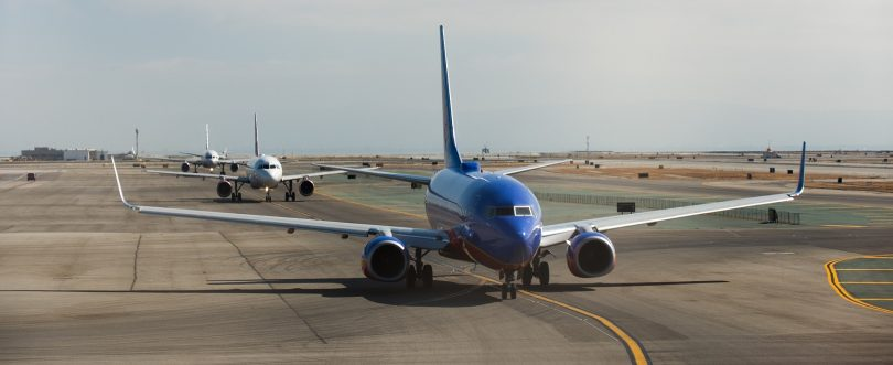 1% de las personas es culpable de la mitad de las emisiones de la aviación mundial