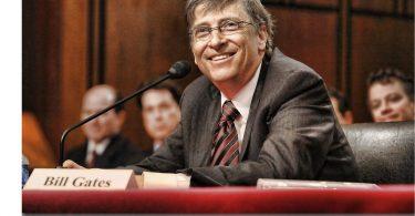 Bill Gates publicará libro sobre crisis climática