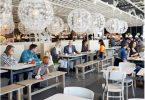 Restaurante. La mitad de las comidas de Ikea estarán basadas en plantas para el 2025
