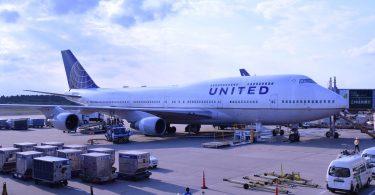 United Airlines tendrá el 1er vuelo trasatlántico con pruebas COVID-19 para todos los pasajeros