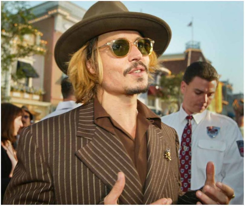 Johnny Deep. Johnny Depp, forzado a abandonar su papel en 'Fantastic Beasts'