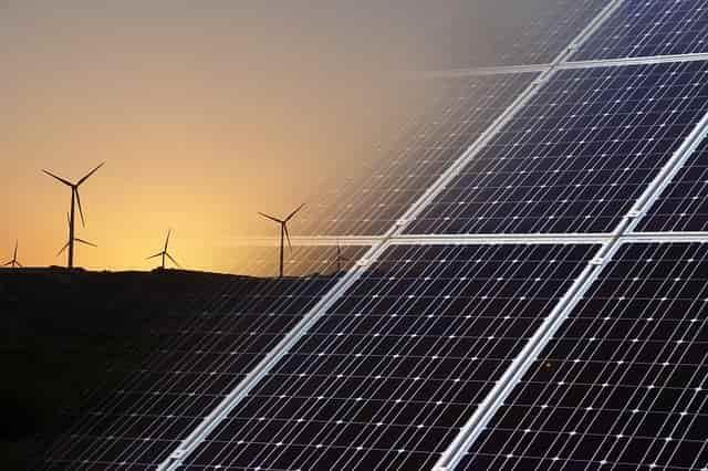 Energías renovables. Emisiones de efecto invernadero en Estados Unidos en su nivel más bajo en tres décadas