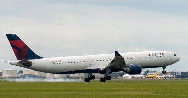 Delta lanza el primer vuelo COVID Free