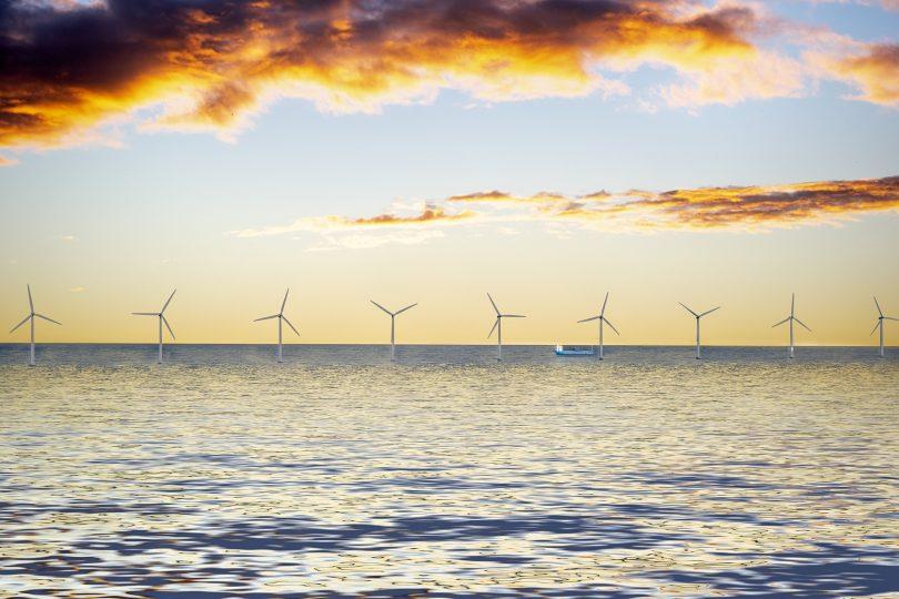 El parque eólico marino más grande del mundo alcanza un cierre financiero de £ 6 mil millones