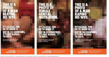 ¿Por qué la ONU está promoviendo la imagen de una mutilación femenina?