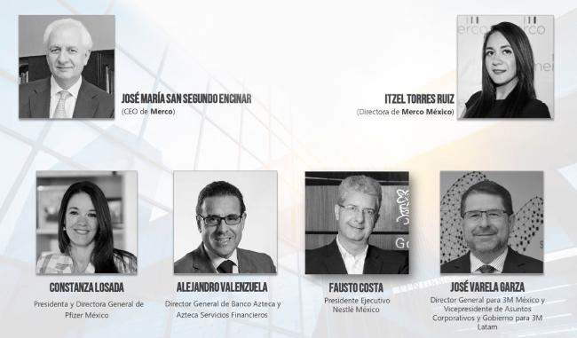 Las 100 empresas con mejor RSE en México