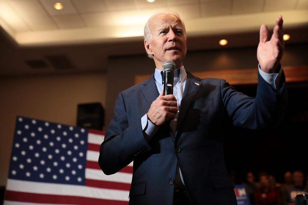 puntos responsables en la llegada de Biden - Harris