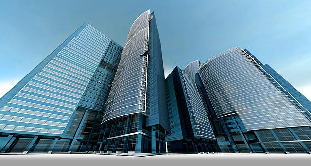 Rascacielos. 40% de las empresas IBEX no cumplen la cuota de género en sus consejos