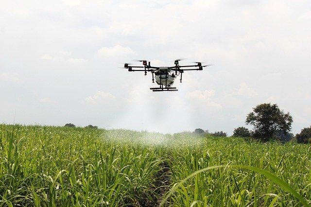 Drone. 5 ideas radicales para transformar el sistema alimentario
