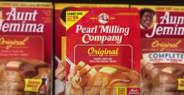 Aunt Jemina estrena nombre ahora es Pearl Milling Company