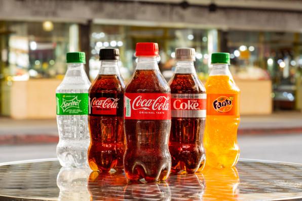 ¿Por qué Sprite se deshace de sus botellas verdes?