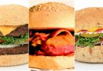 ¿Son saludables las hamburguesas a base de plantas?