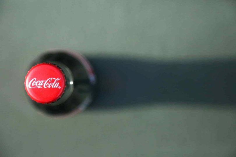 Coca cola. Coca-Cola probará 2.000 botellas papel en Europa