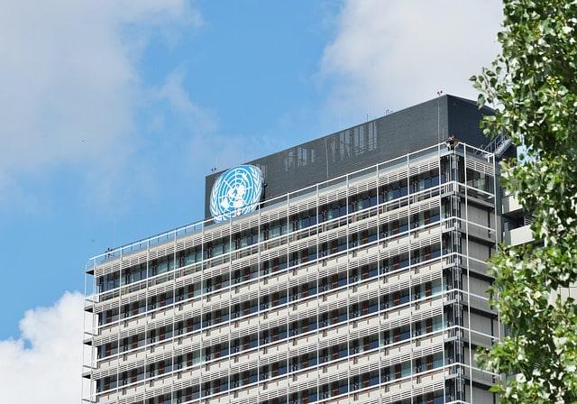 Edificio. ¿Complicado el camino hacía los ODS en tiempos de COVID?