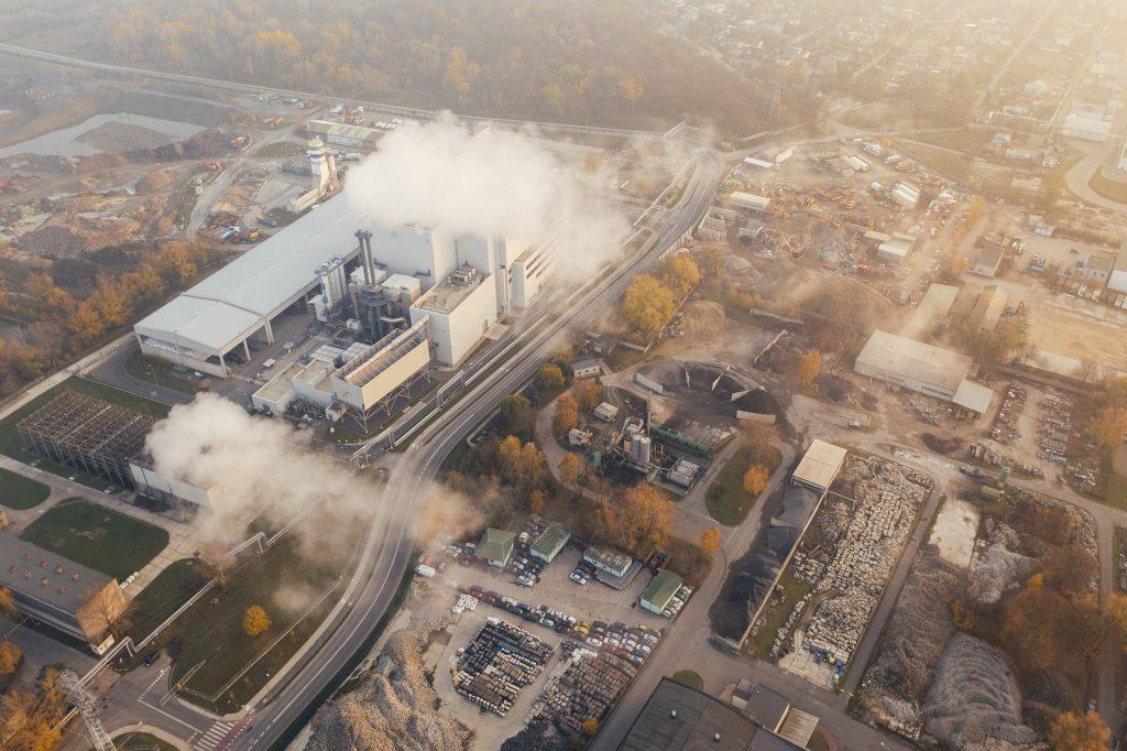 contaminacion economia circular