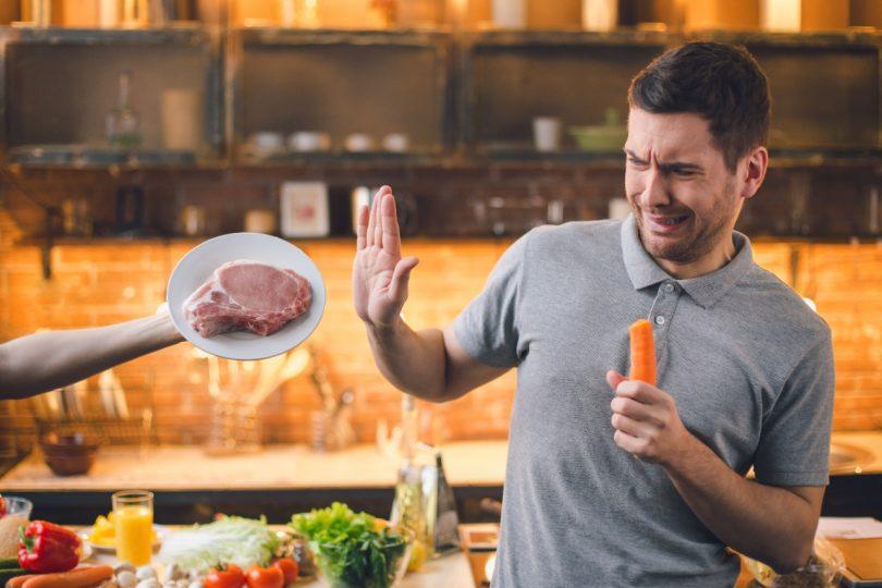 Renunciar a la carne: ¿Lo mejor para tu salud y para el planeta?