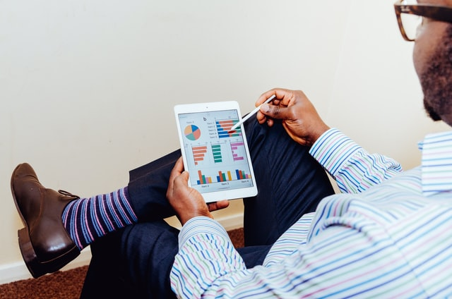 Gráficas. 1 de cada 5 grandes empresas tienen objetivos cero neto