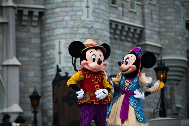 discriminación de género en Disney