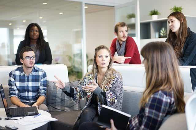 Reunión. Inclusión en la Nueva Normalidad: 3 formas de crearla en la oficina