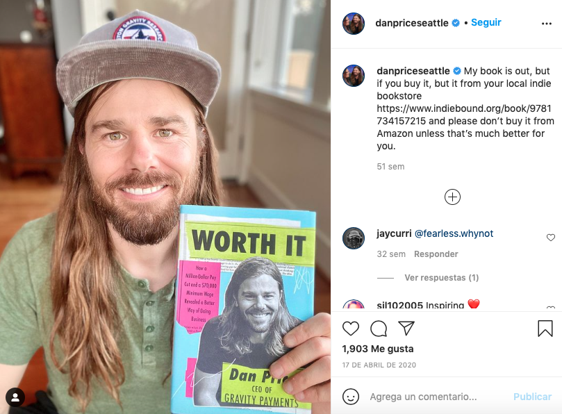 Dan Price libro worth it