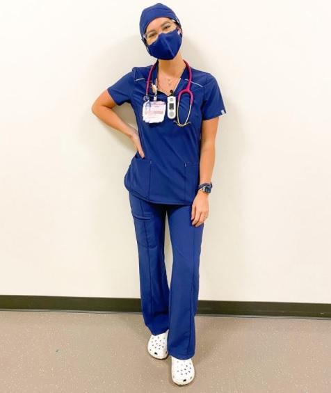 Crocs para médicos durante la pandemia