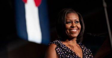 Empresas deben trabajar por seguridad alimentaria: Michelle Obama